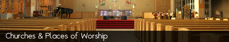 Churches & Places of Worship